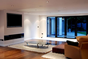 Dyke Road Case Study - Lounge