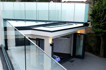 Dyke Road Case Study - Balcony