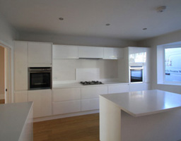 The Cliff case study - Kitchen