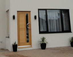 Dyke Road case study - Front aspect